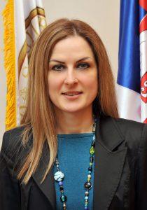 Градоначелница Душанка Голубовић