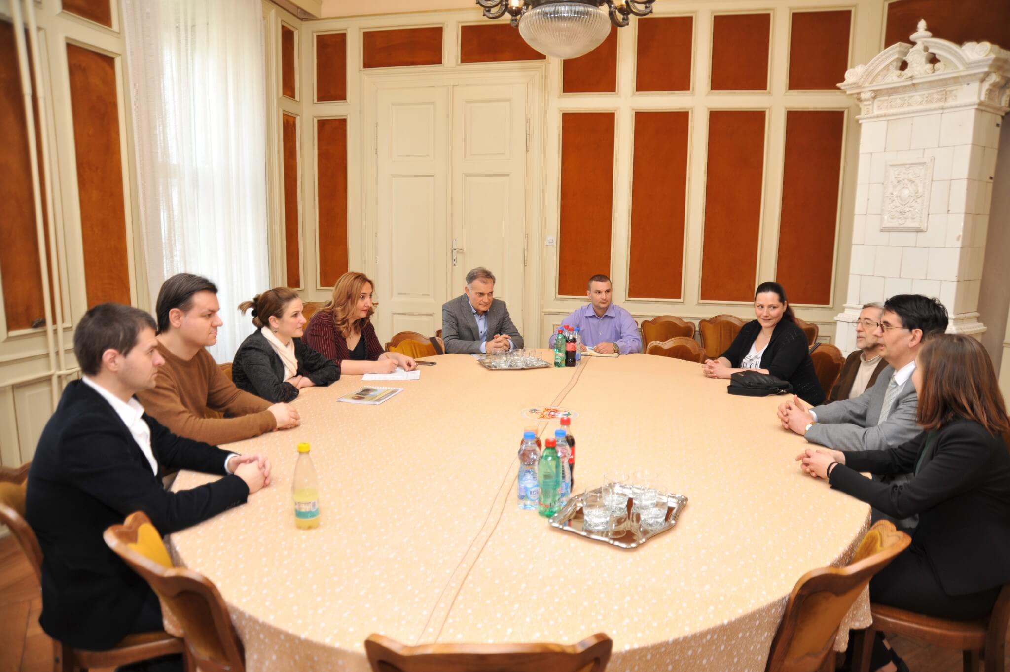 Сарадњом задовољни и представници Сомбора и Немачке амбасаде