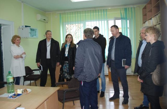 Посета амбуланти у Кљајићеву