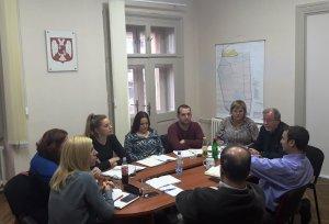 Пројектни тим - трећи састанак