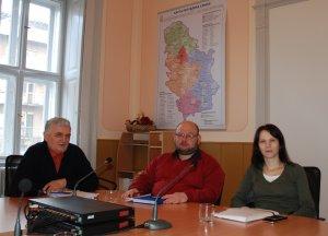 Представници Одељења за пољопривреду и заштиту животне средине