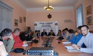 Састанак са председницима савета сеоских месних заједница