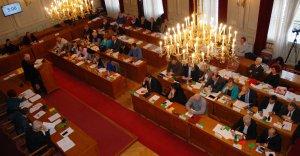 Седница Скупштине града Сомбора (фото архива)