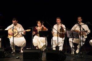 Музички виртуози, на најлепши начин, сомборској публици су презентовали део културног наслеђа Алжира
