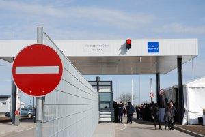 Гранични прелаз Растина - Бачсентђерђ радиће од 7.00 до 19.00 часова