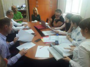 Састанак пројектних тимова