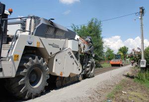 Demonstracija moderne tehnologije stabilizacije tla, izgradnje i rekonstrukcije puteva