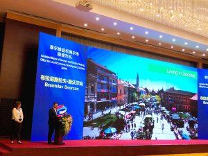 Потенцијали Сомбора представљени у Кини