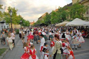 На прослави националног празника мађарске заједнице приказано богатство традиције, обичаја, фолклора