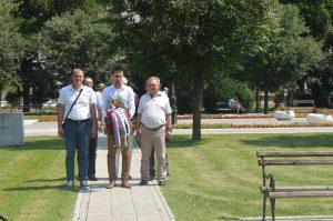 Антонио Ратковић заменик градоначелнице са делегацијом града Сомбора