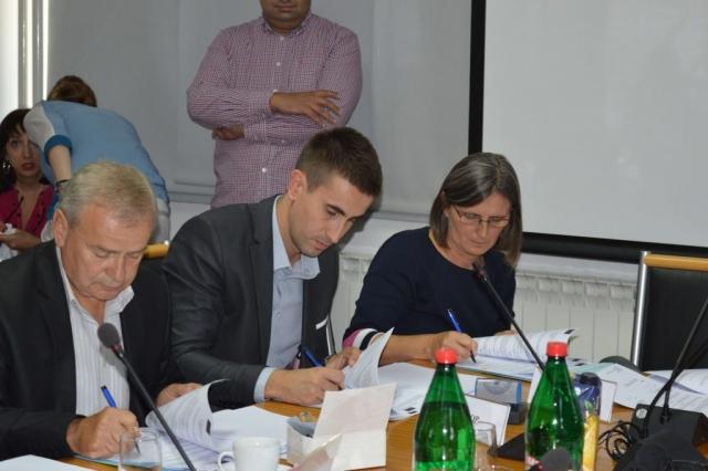 Антонио Ратковић заменик градоначелнице града Сомбора поптисник Споразума
