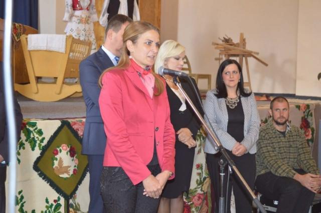 Обраћанје градоначелнице Сомбора Душанке Голубовић