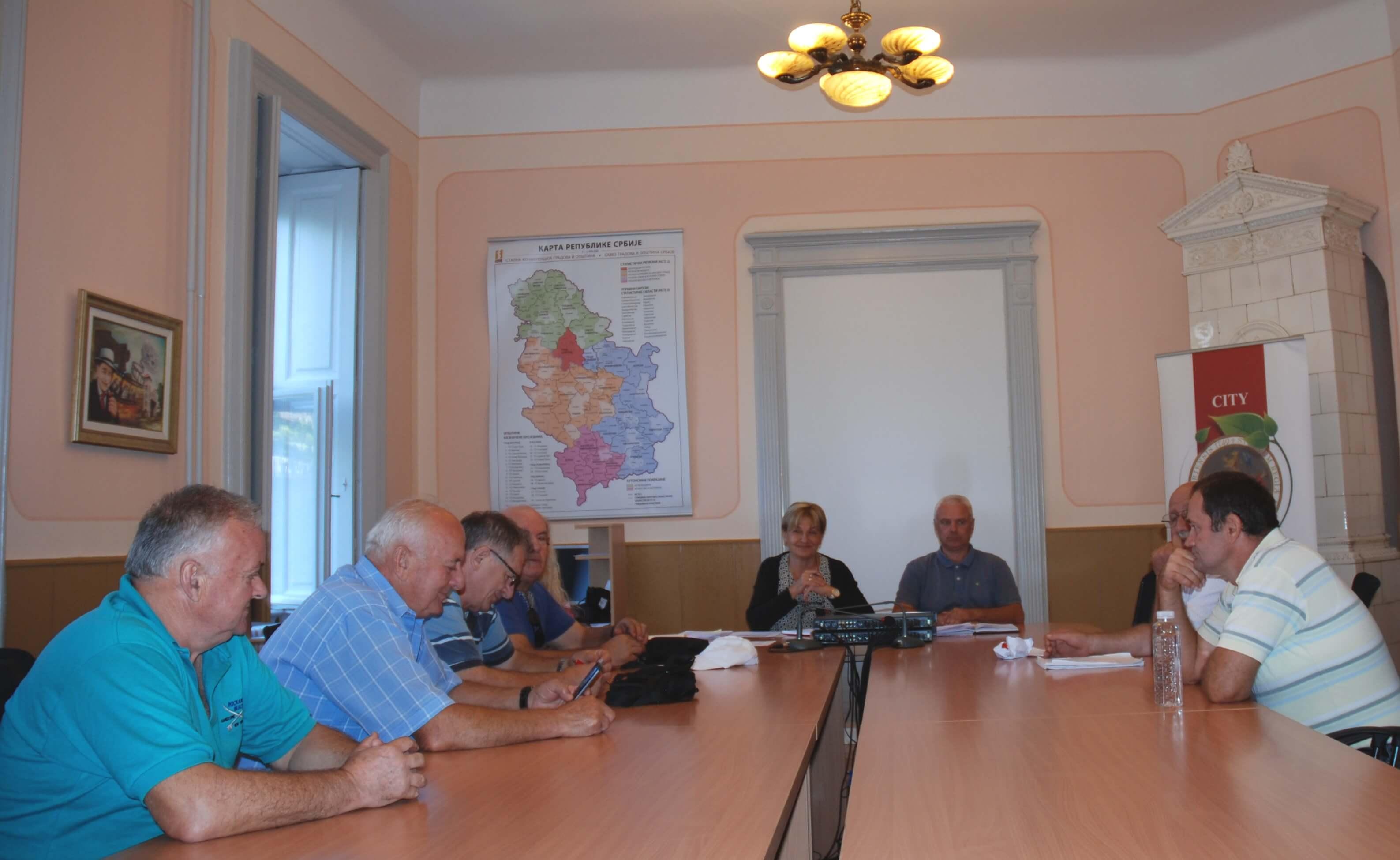 Учесници јавне расправе о Нацрту одлуке о субвенционисању цена комуналних услуга