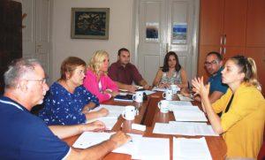 Пројектни тимови на састанку у Сомбору