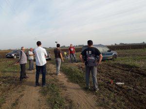 Представници Одељења за пољопривреду и заштиту животне среедине и пољочуварске службе града Сомбора.
