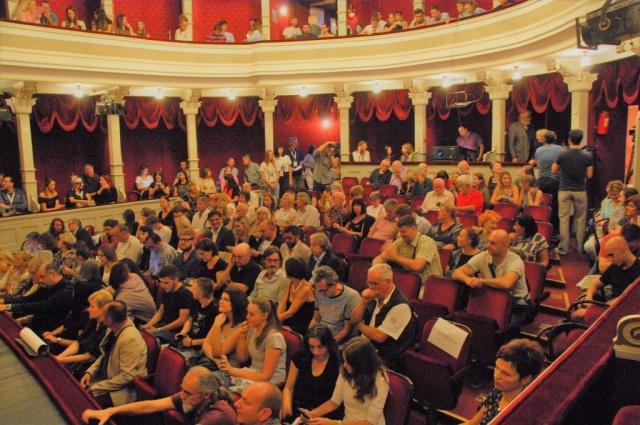 """Филмски фестивал """"Дунавско-панонске регије """"Породица народа / Family of Nations"""""""