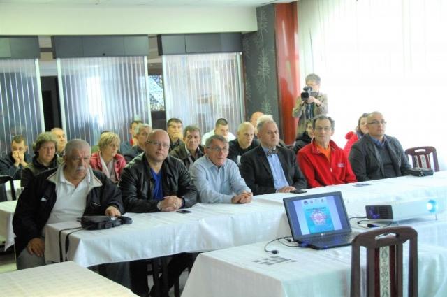 """Учесници семинара """"инклузивни џудо""""- размена међународних искустава"""