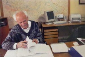 Никита Андрејев, добитник Октобарске награде
