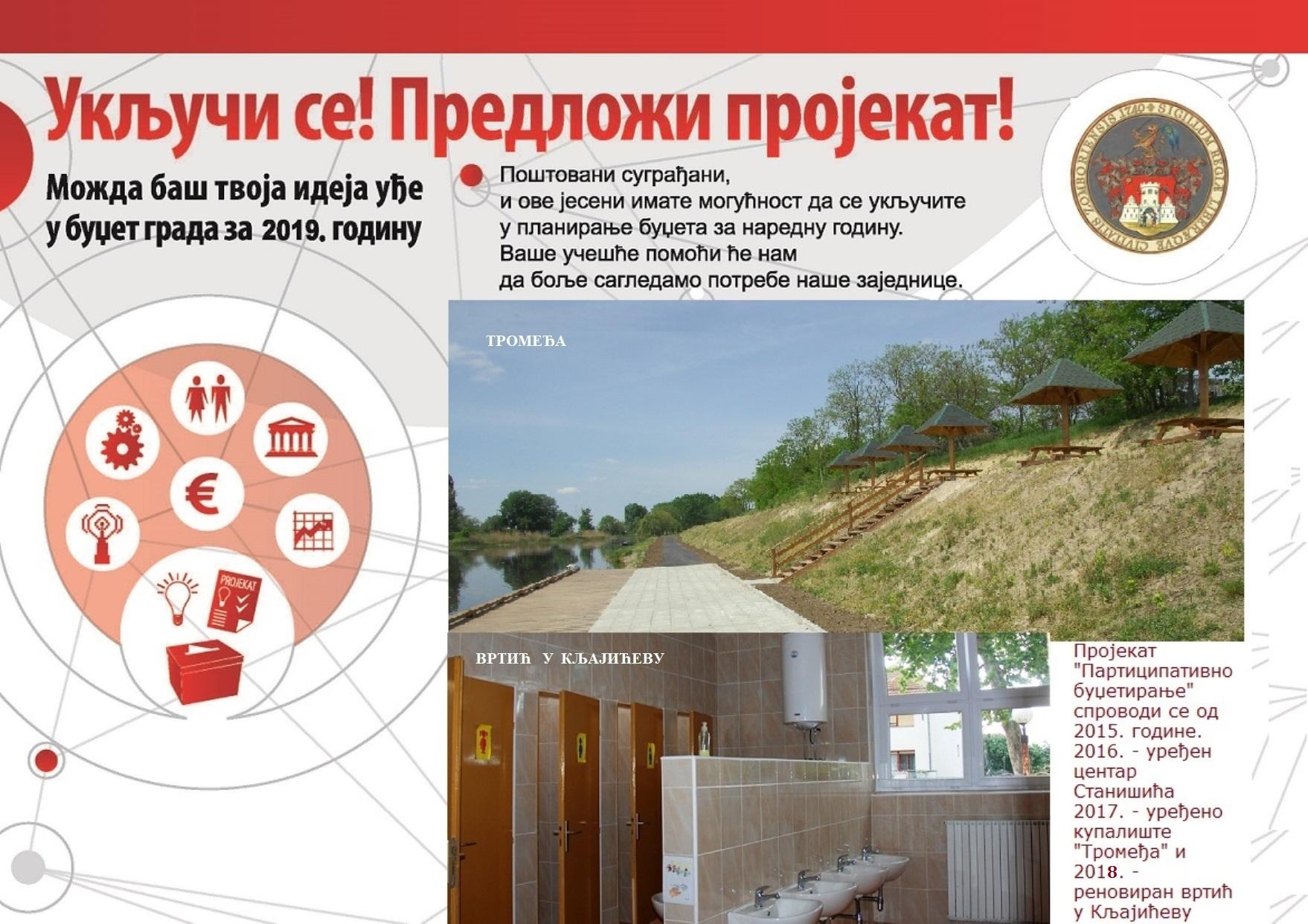 Предлози пројеката за ПБ 2