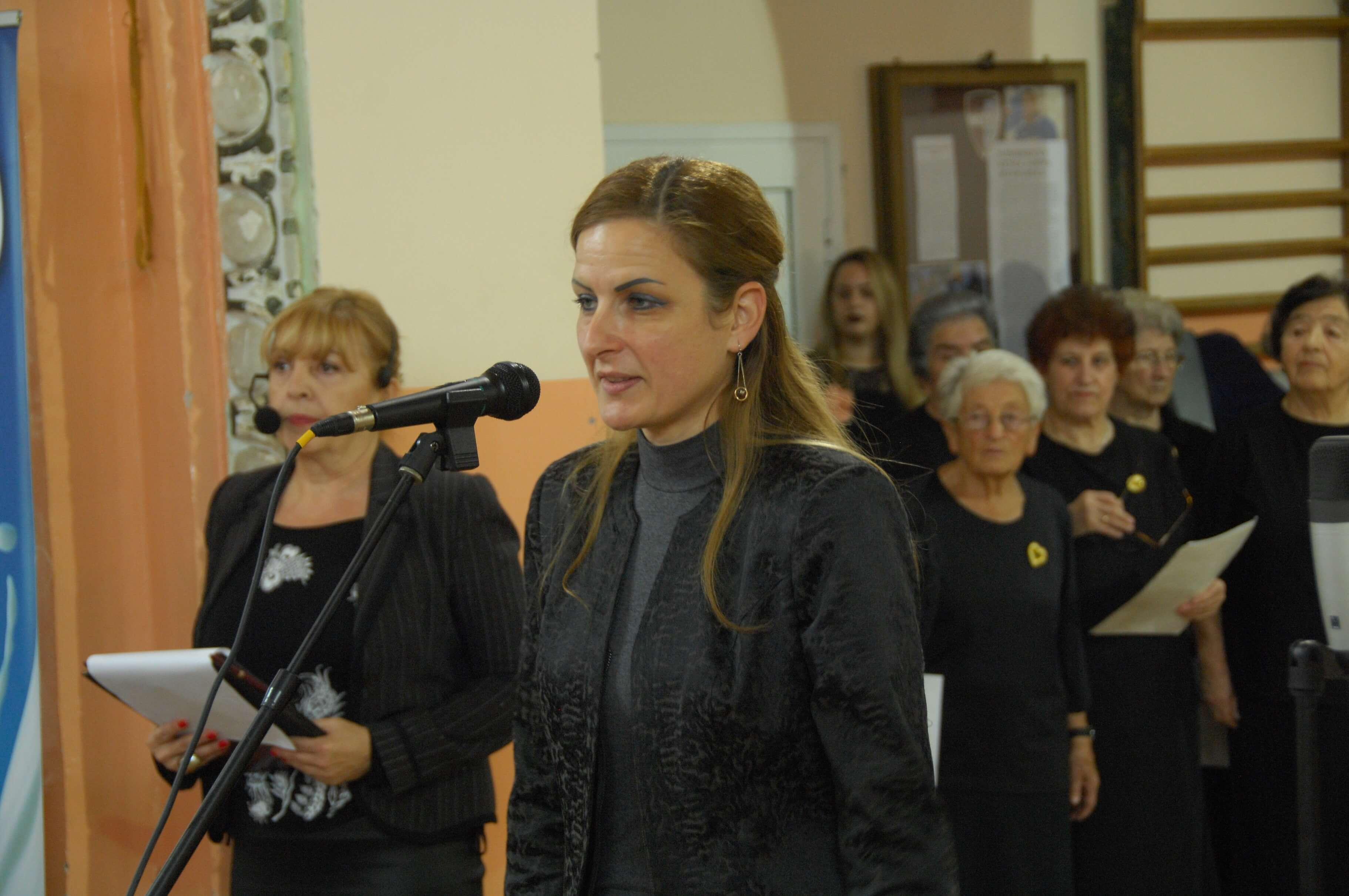 Поздравни говор градоначелнице Душанке Голубовић