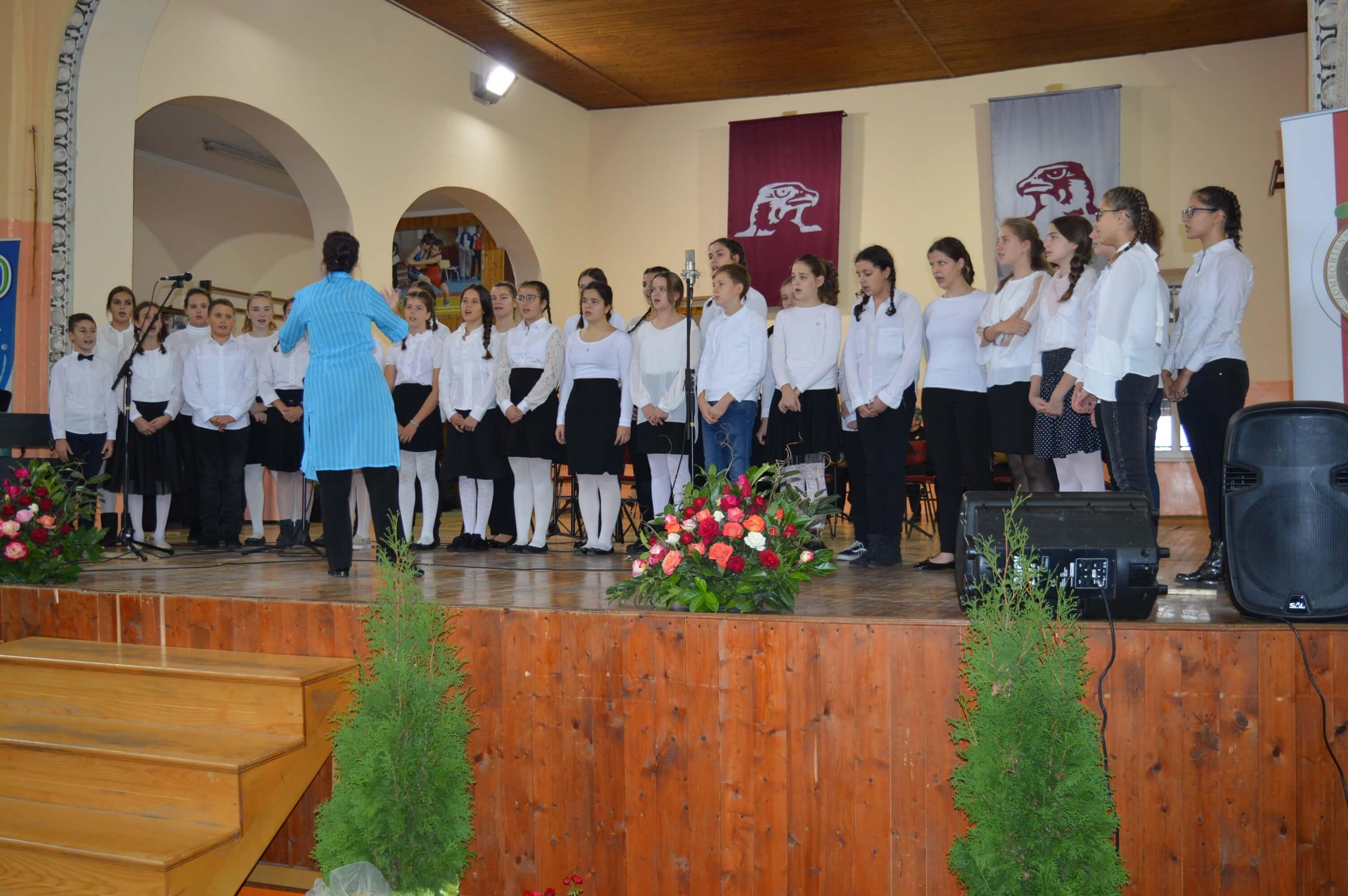 """Ученици музичке шкеле """"Петар Коњевић"""" из Сомбора"""