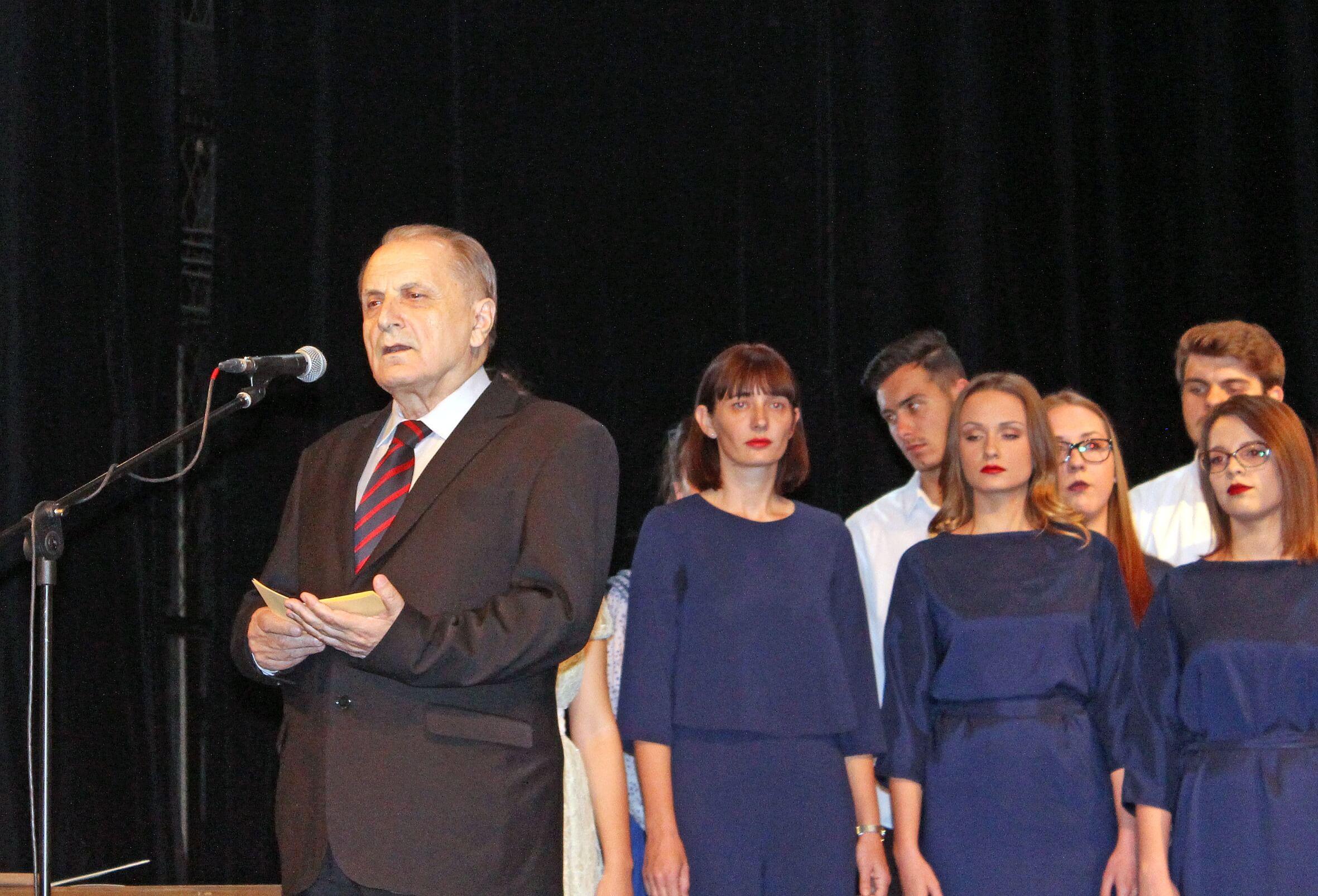 Академик Миро Вуксановић