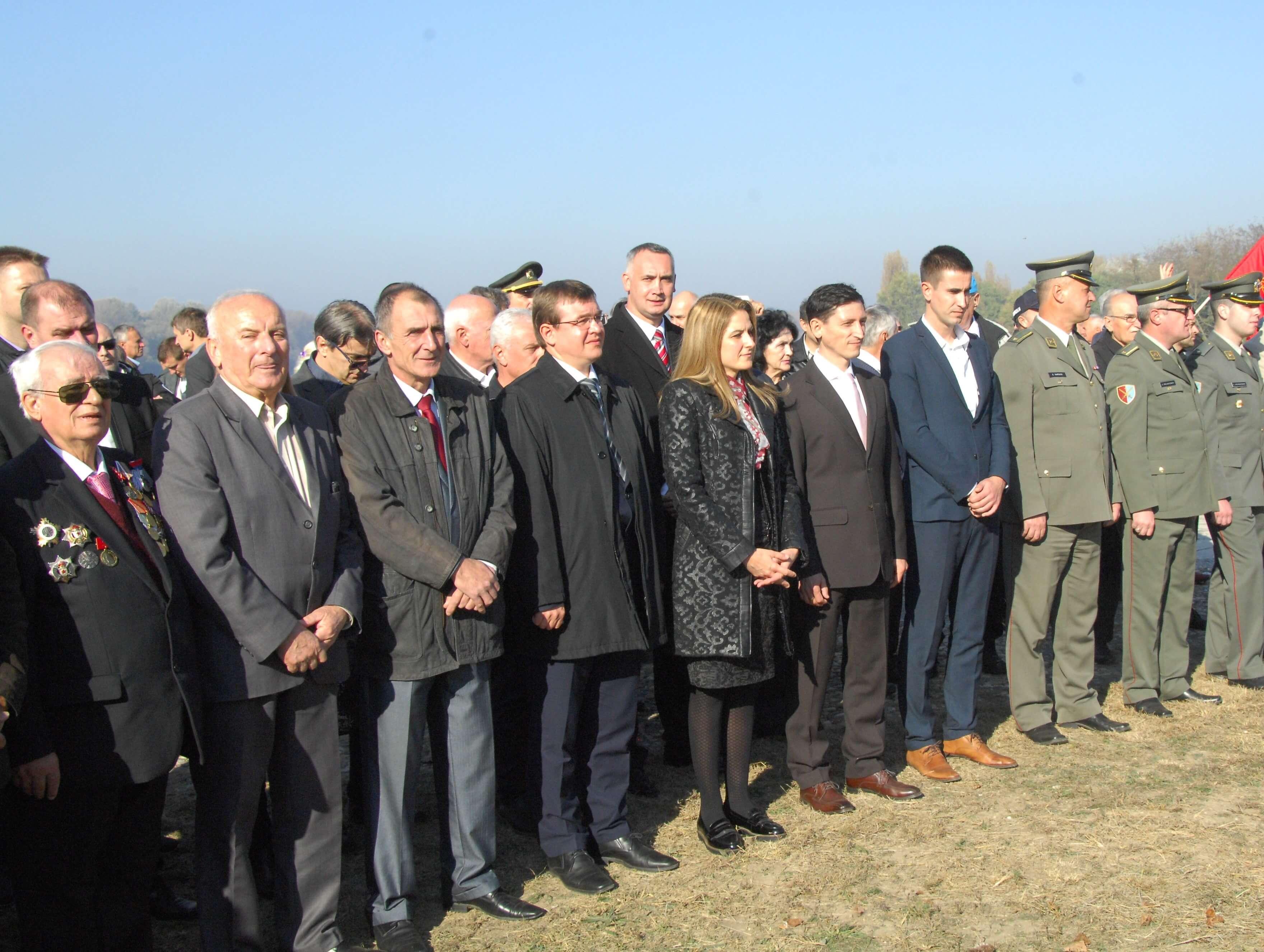 Обраћање градоначелнице Сомбора Душанке Голубовић