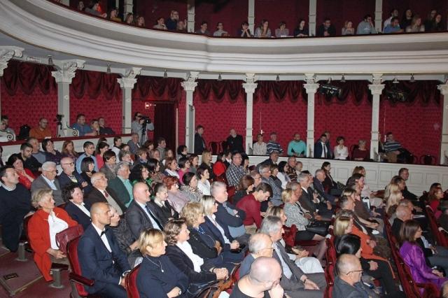 Посетиоци свечаности поводом 240 годишњице образовања српских учитеља