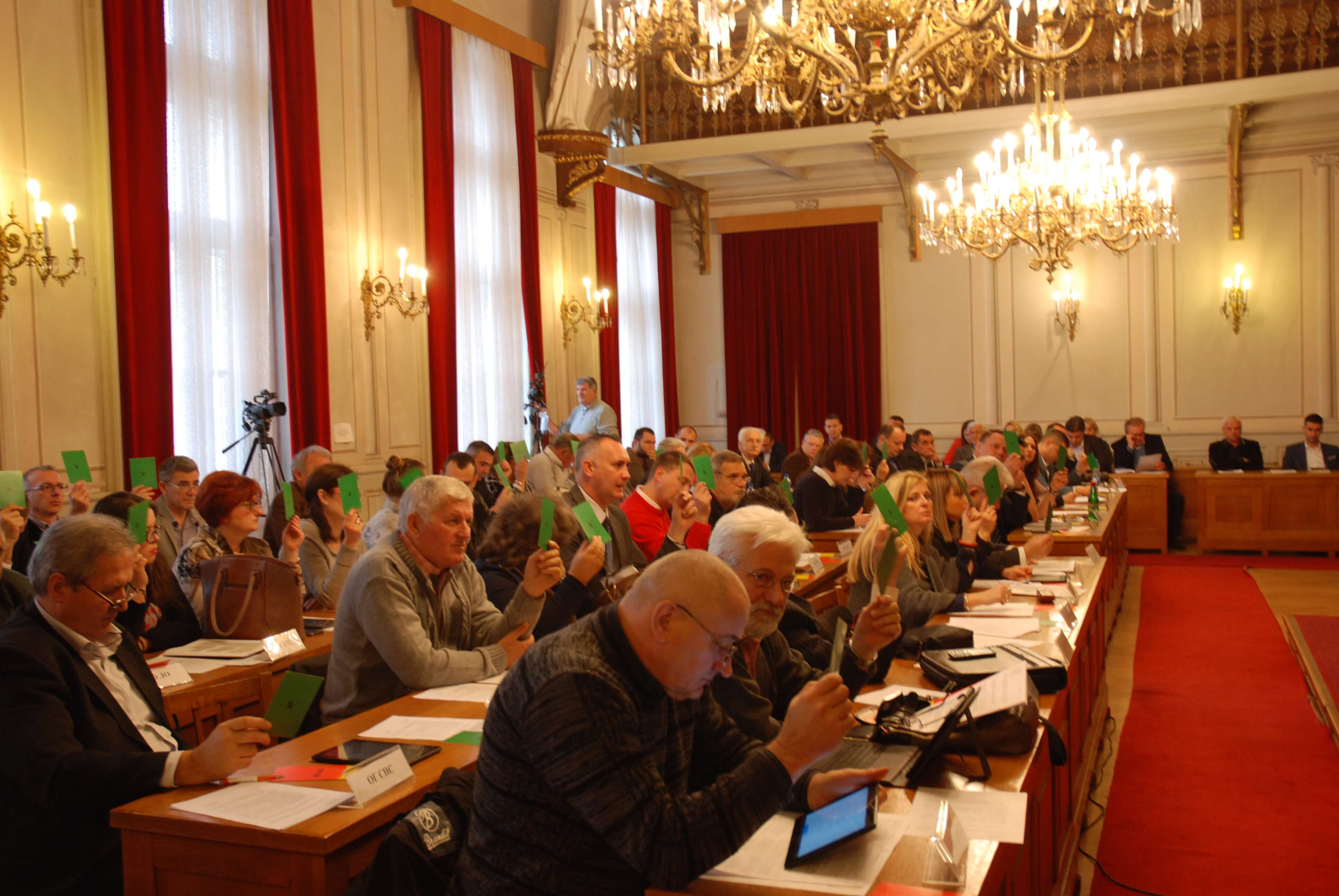 Заседање 29. седнице скупштине града Сомбора