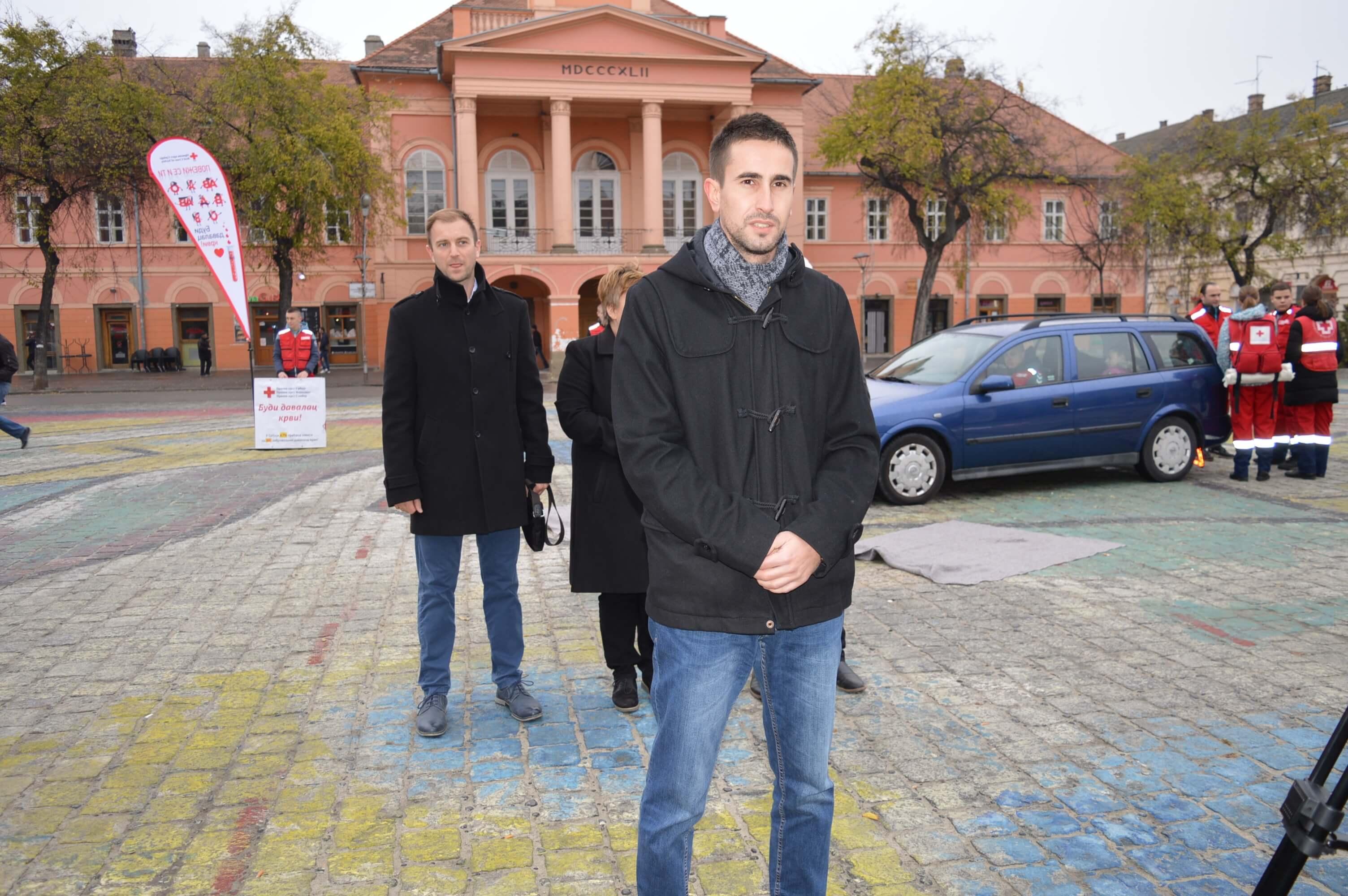 Антонио Ратковић заменик градоначелнице града Сомбора