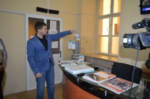 Бранислав Сворцан помоћник градоначелнице за област културе и информисања