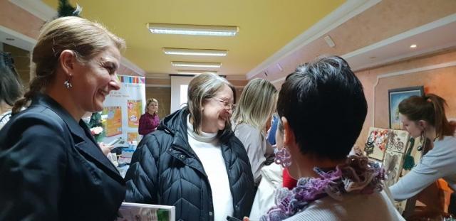 """Градоначелница у разговору са посетиоцима """"Базара"""""""