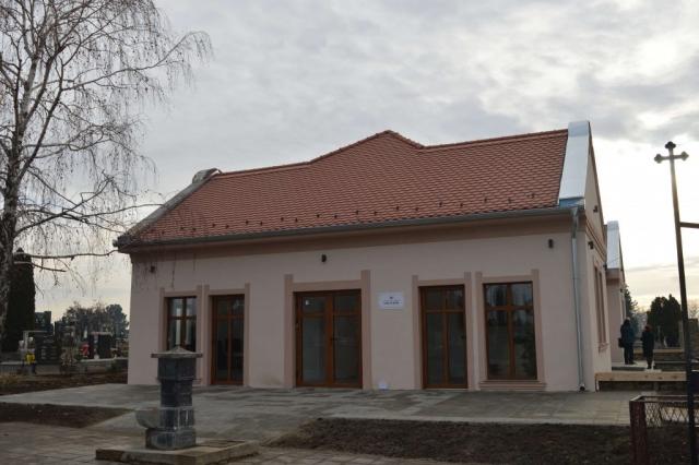 Новоотворена сала за даће