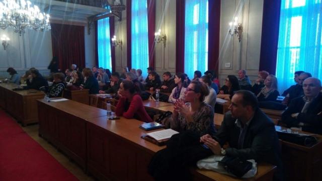 Трећа јавна дебата одржана у великој сали Жупаније у Сомбору