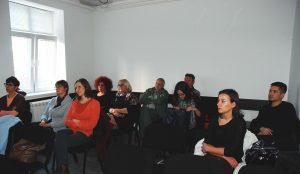 """Учесници радионице у оквиру пројекта """"Виситус"""""""