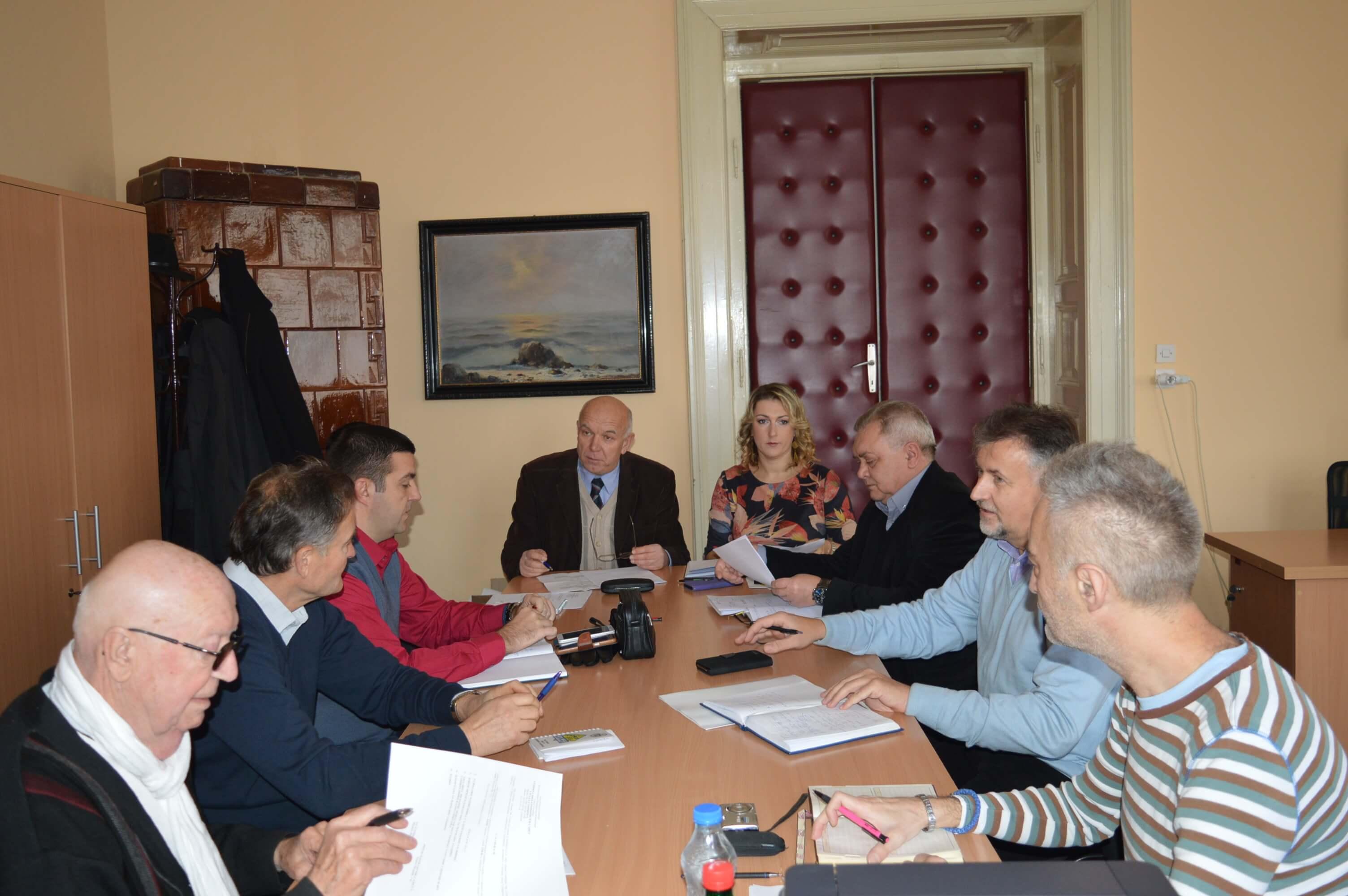 12. Sednica socijalno-ekonomskog saveta