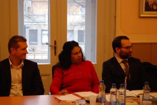 Експерти ЕУ за јавне набавке из ЕУ ( Пољска и Бугарска)
