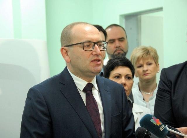 Покрајински секретар за здравство др Зоран Гојковић