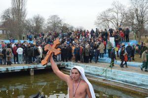 Давид Шешевић победник богојављенског пливања за Часни крст 2019. године