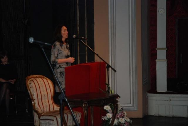 Покрајинска секретарка за културу, јавно информисање и односе са верским заједницама Драгана Милошевић
