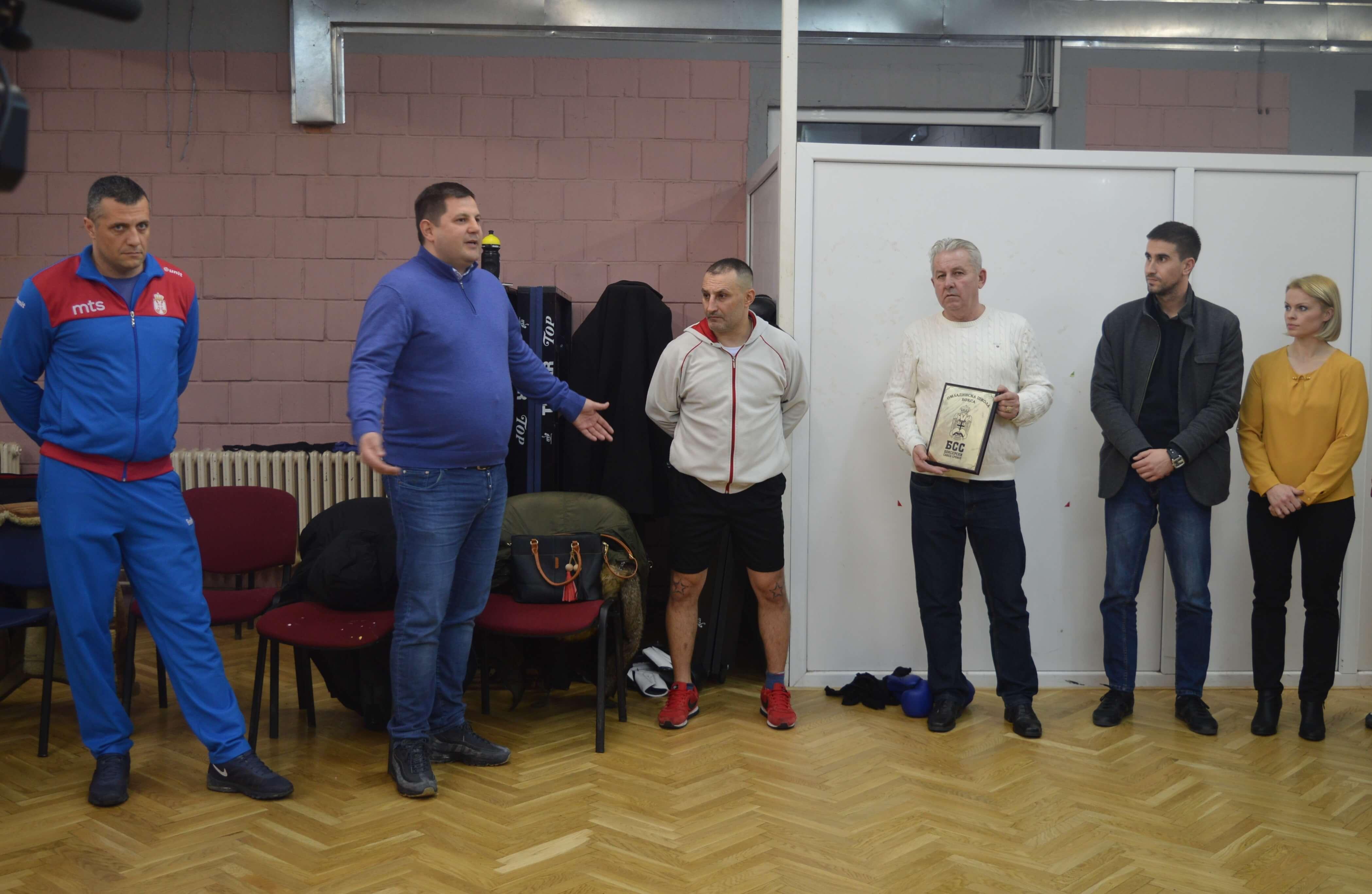Најбоље спортисте поздравила Антонија Нађ Косановић градска већница за спорт и омладину