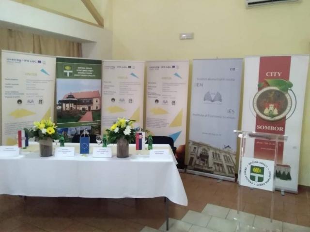 Завршна конференција ВИСИТУС одржана у Даљу