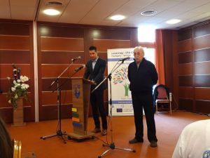Обраћање Антонија Ратковића заменика градоначелнице града Сомбора