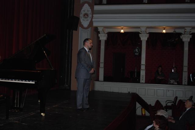 Бранислав Машуловић, директор Градског музеја Сомбор и Лајош Фаркаш, директор музеја града Дунаујварош Инцерциза у суседној Мађарској