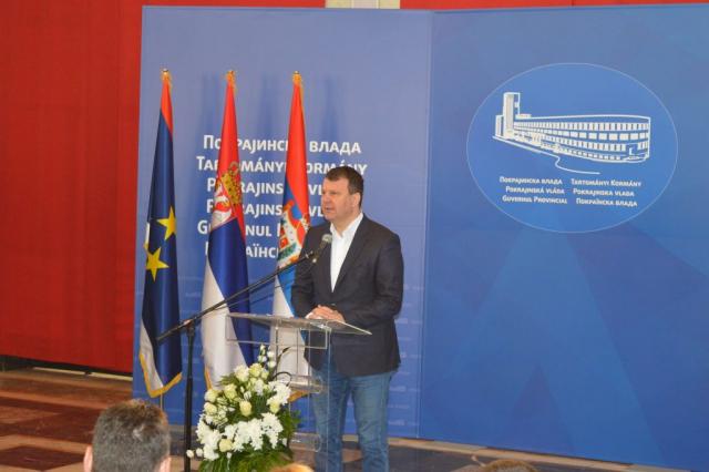 Градоначелница Душанка Голубовић поздравила све присутне