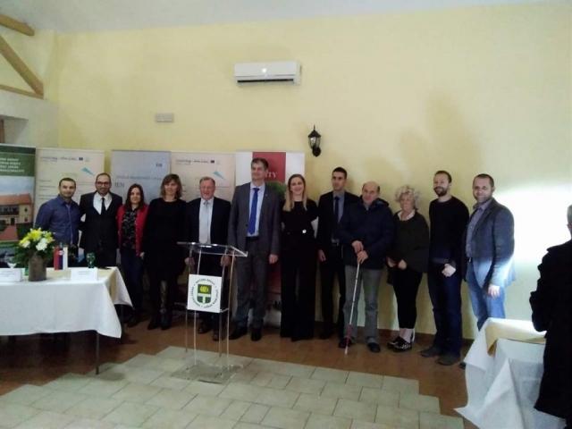 Учесници завршне конференције