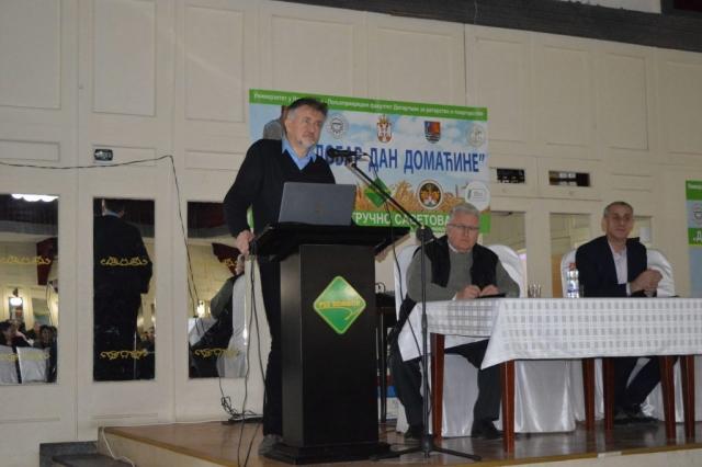 О субвенцијама и регистрацији директор Управе за аграрна плаћања Душан Ћурувија