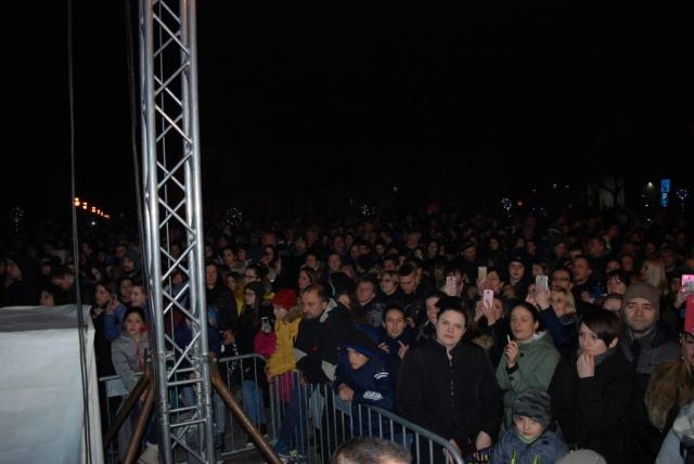 Атмосфера са концерта