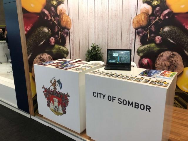 Град Сомбор представљен на сајму у Берлину