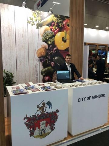 Помоћник градоначелнице Сомбора за област културе и информисања Бранислав Сворцан